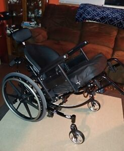 Can Deliver: Invacare Solara 3G Tilt-in-Space Wheelchair