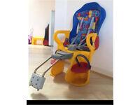 OK Baby child rear bike /bicycle seat