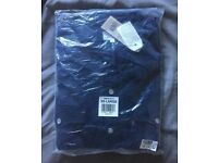 LEVIS WESTERN RED CAST RINSE SHIRT (BRAND NEW).