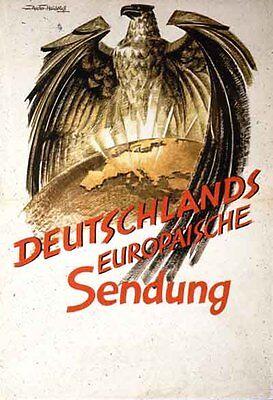 German World War 2 posters on DVD