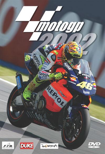 MotoGP Review 2002 DVD