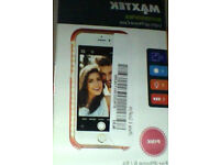 Maxtek light up phone case for iphone 6 / 6s £10