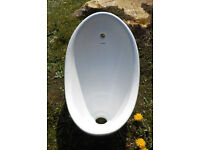 Urinal Bowl - White