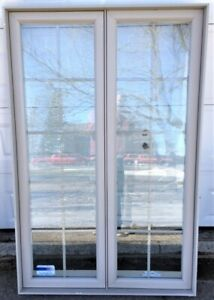 1 fenêtre sablon 46'' x 70''3/4 à vendre