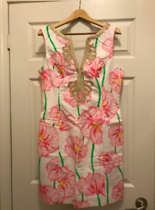 3 NEW SZ14 Lilly Pulitzer DRESSES REG 345-380 EACH AND FREE 400$