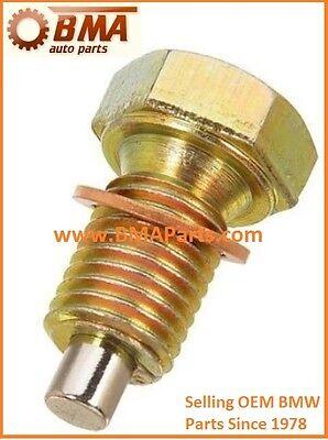 Bmw Magnetic Oil Drain Plug Cheapest On Ebay Bmw Part 11 13 1 273 093