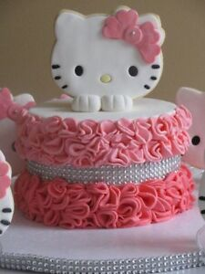 CHILDRENS CAKES AND DECORATED COOKIES