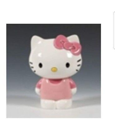 Hello Kitty Cat  Ready to Paint, Unpainted, You Paint Ceramic Bisque