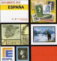 Suplementos Edifil 2000 Al 2015 Montados En Blanco O Negro A Elegir -  - ebay.es