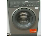 Hotpoint WDAL 8640 Aquarius 8+6kg washer, powers up and spins.