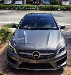 2015 Mercedes Benz CLA250 Lease Takeover