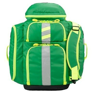 New Statpacks G3 Perfusion Medic Backpack Bag Green Stat Packs