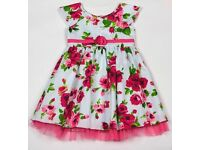 AOP lined Dresses