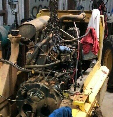 Engine New Holland Skid Steer Loader Ls190 Lx985 450nc 450nc 450 Nc