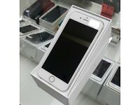 = With Receipt = Iphone 6 16gb Silver o2 *Boxed* Good Condition