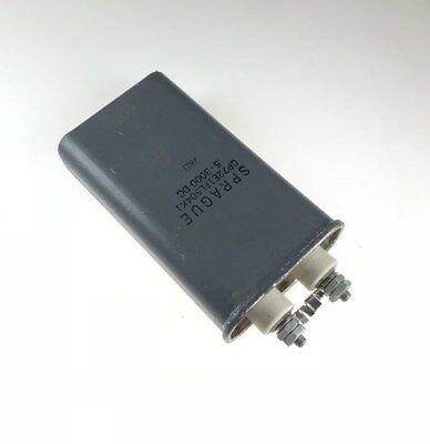 .5mfd 3000vdc Hermetically Sealed Oil Capacitor .5uf 3000v Dc 3kv Volts 0.5mf