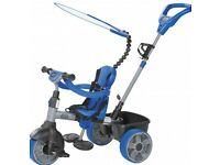 4-in-1 Trike (Blue) little tikes - NEW