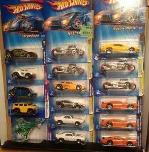 Hot Wheels with First Editions 2004 - 2005, 5 Photos included. Edmonton Edmonton Area image 2