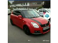 Suzuki swift sport 1.6 74k