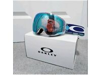Jamie anderson Oakley flight decks limited edition