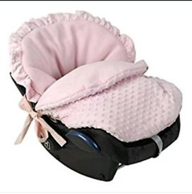 VIB Car seat footmuff. Brand new never been open