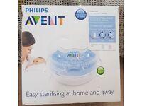 Phillips advent steriliser