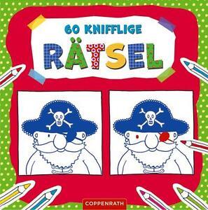 Coppenrath Verlag * 9783649619284 * 60 knifflige Rätsel *