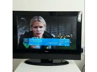 Goodmans Built in Freeview Lcd TV. 26 inch.