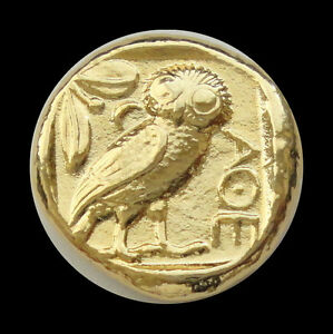 Mark-of-Athena-Athena-and-Owl-for-Percy-Jackson-Fans-This-Coin-is-Perfect-GP