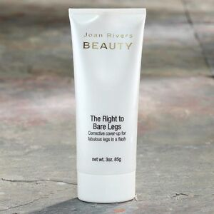 Brand new Joan rivers beauty the right to bare legs net wt 3oz Kitchener / Waterloo Kitchener Area image 2