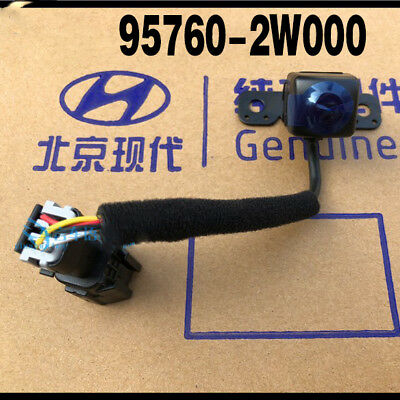 NEW Original MOBIS Assy Back Rear View Camera Hyundai Santa Fe - 95760-2W000