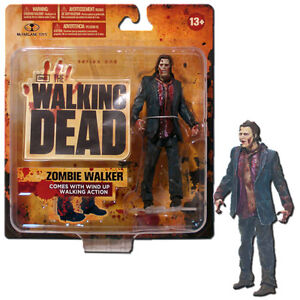 The Walking Dead TV Series 1 'Walking' Zombie Walker Action Figure - McFarlane