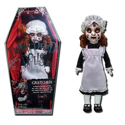 Living Dead Dolls Series 25 - Gretchen 10-Inch Horror Doll - Mezco Toyz