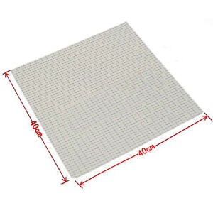 EXTRA LARGE 50 x 50 STUDS BUILDING BLOCK BASE PLATE BUILDING BOARD