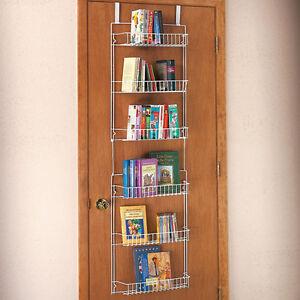 Over The Door Pantry Organizer Ebay