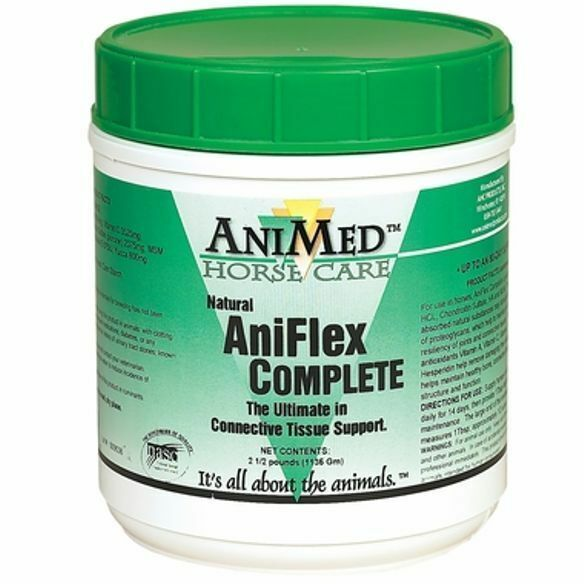 Equine AniMed Aniflex Complete Connective Tissue Support (2.5 lbs) Horse Joints