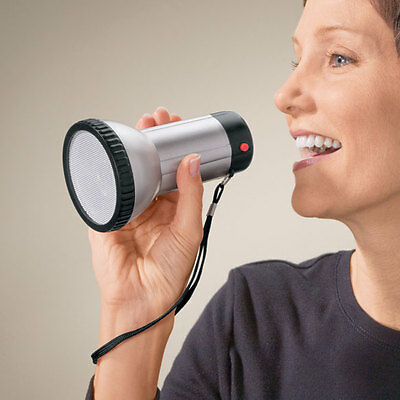 Mini Megaphone Bullhorn Loud Speaker Amplifier Small](Megaphone Mini)