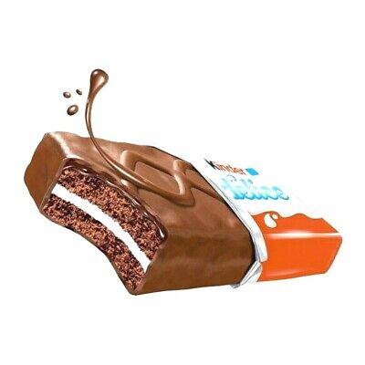 Ferrero Kinder Delice Milk & Cacao Chocolate 10 Pcs 39 Grams Each Ferrero Chocolate Milk