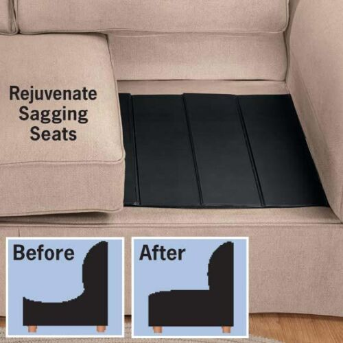 Seat Saver SOFA COUCH, LOVESEAT, CHAIR Furniture Cushion Support Firm Sagging