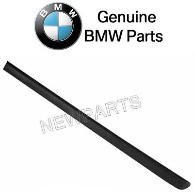 For E46 323i Wagon 325i 325xi 328i 330i 330xi Left Rear Door Moulding Genuine for sale  Shipping to Canada
