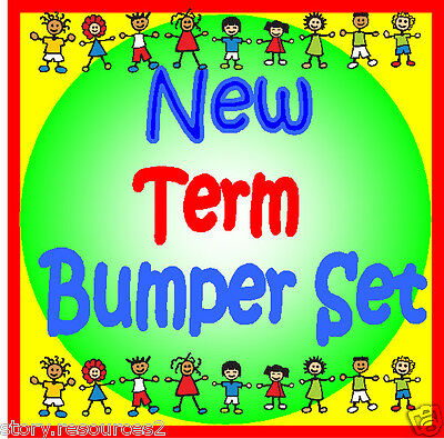 NEW TERM Primary classroom teaching resources display ks1 eyfs sen nqt  resource
