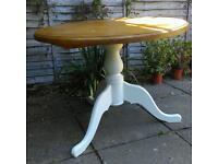 Bespoke pine dining table