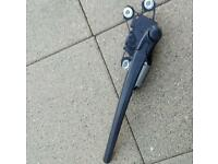 Seat leon rear wiper and motor