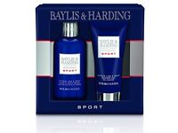 Brand New Baylis and Harding Sport Men's Grooming Duo Gift Set/Box. NO OFFERS