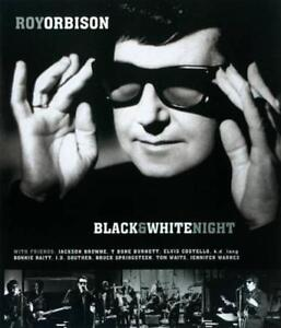 ROY ORBISON AND FRIENDS - BLACK AND WHITE NIGHT NEW DVD