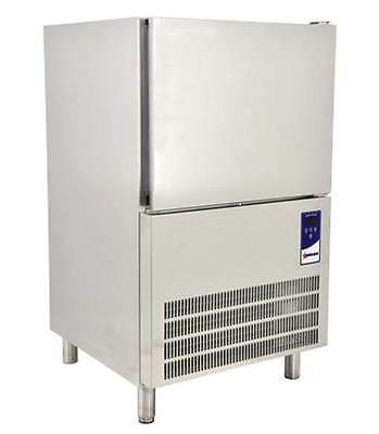 Omcan Bc-it-0906 32 Stainless Steel 6-tray Blast Chiller Freezer Made In Italy