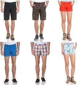 Napaijri Shorts für Damen & Herren versch. Modelle