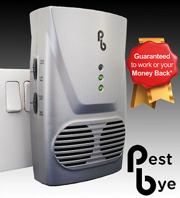 PestBye Spider Plug In Repellent Insect Deterrent Whole House Advanced Repeller