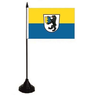 Tischflagge Singen (Hohentwiel)Tischfahne Fahne Flagge 10 x 15 cm