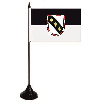 Tischflagge Speichersdorf Tischfahne Fahne Flagge 10 x 15 cm